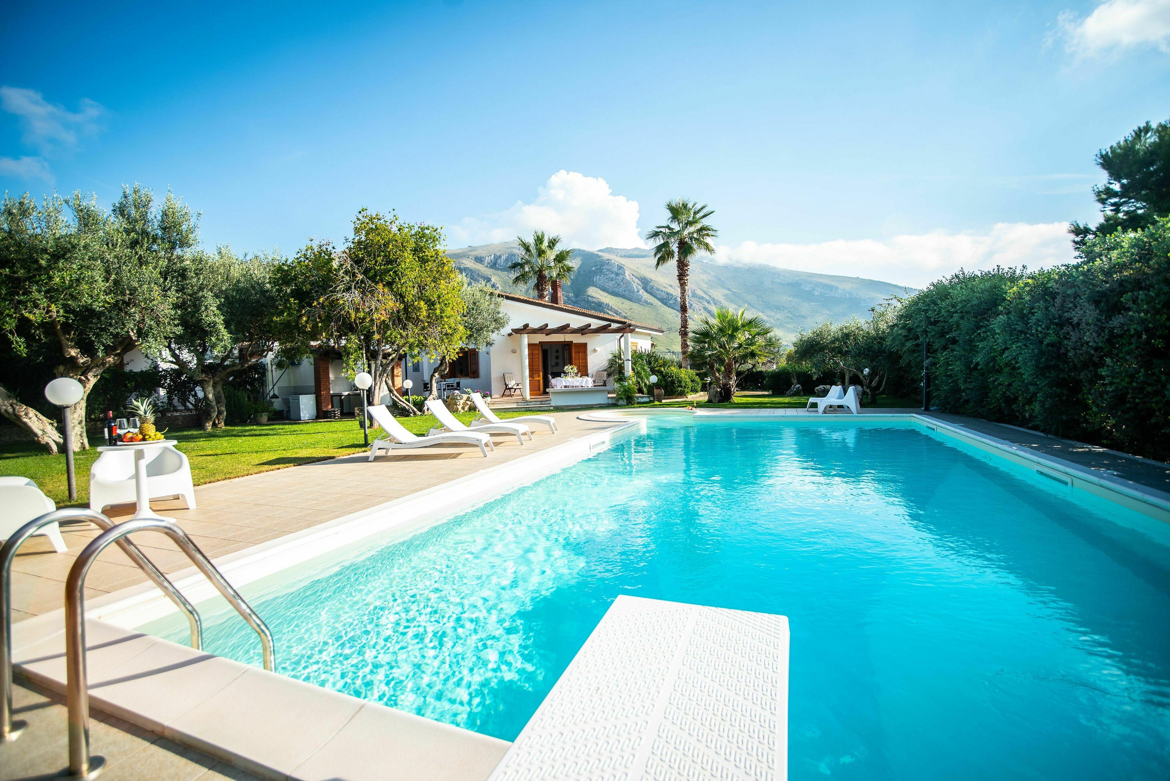 Villa La Vite Castellammare Del Golfo