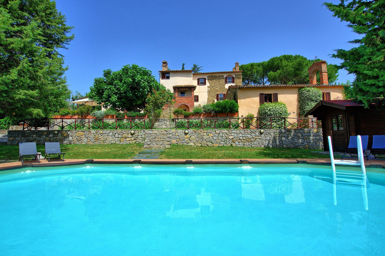 Villa Uccellaia Agello