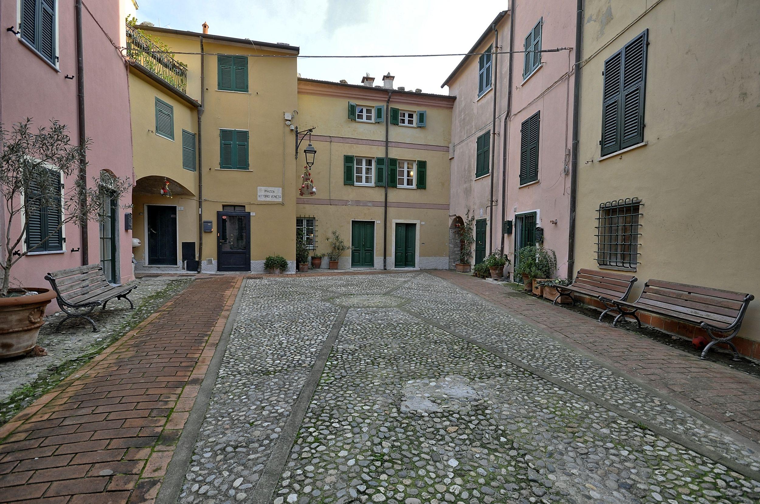 La Casa Nel Borgo Monte Marcello