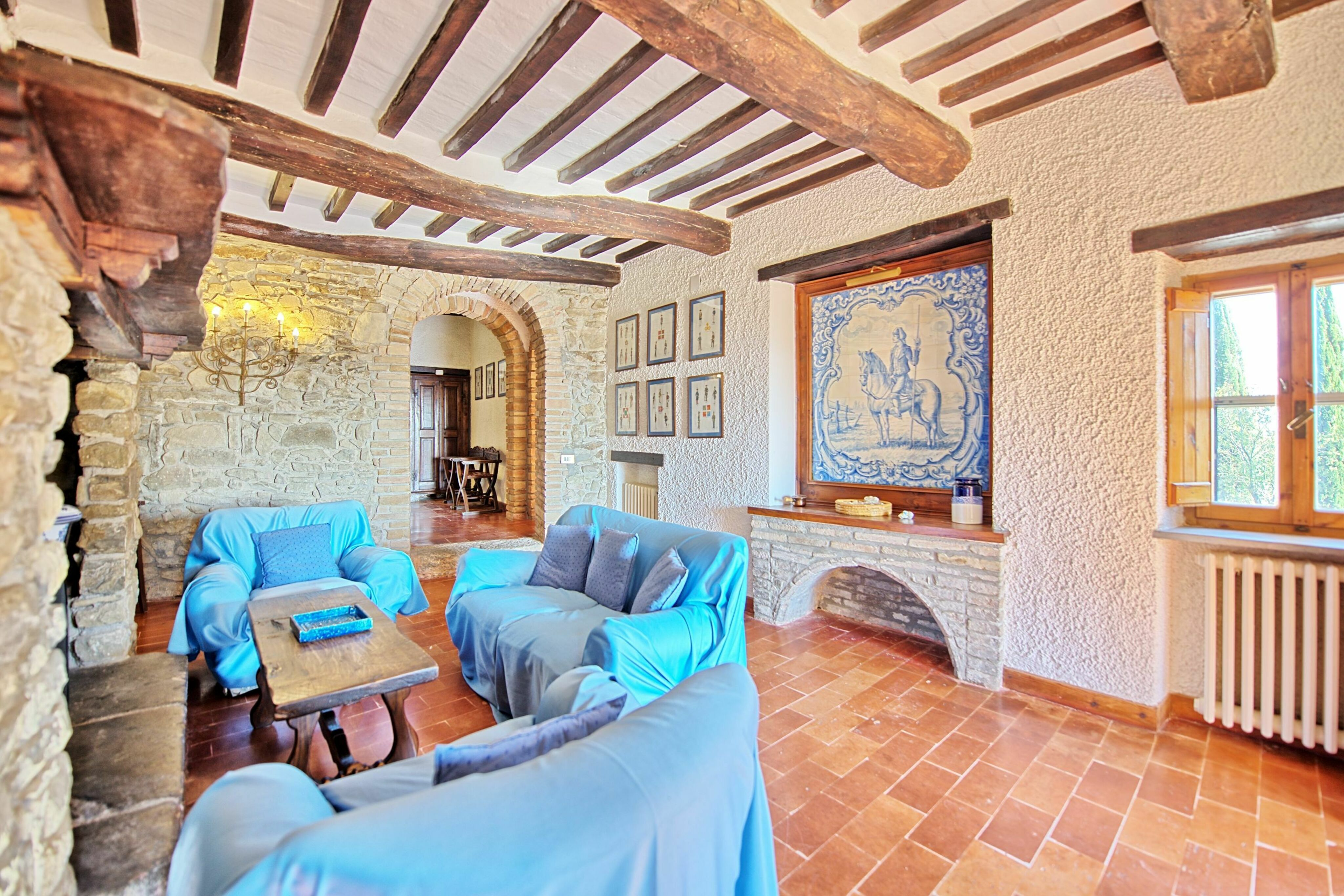 Villa Uccellaia :