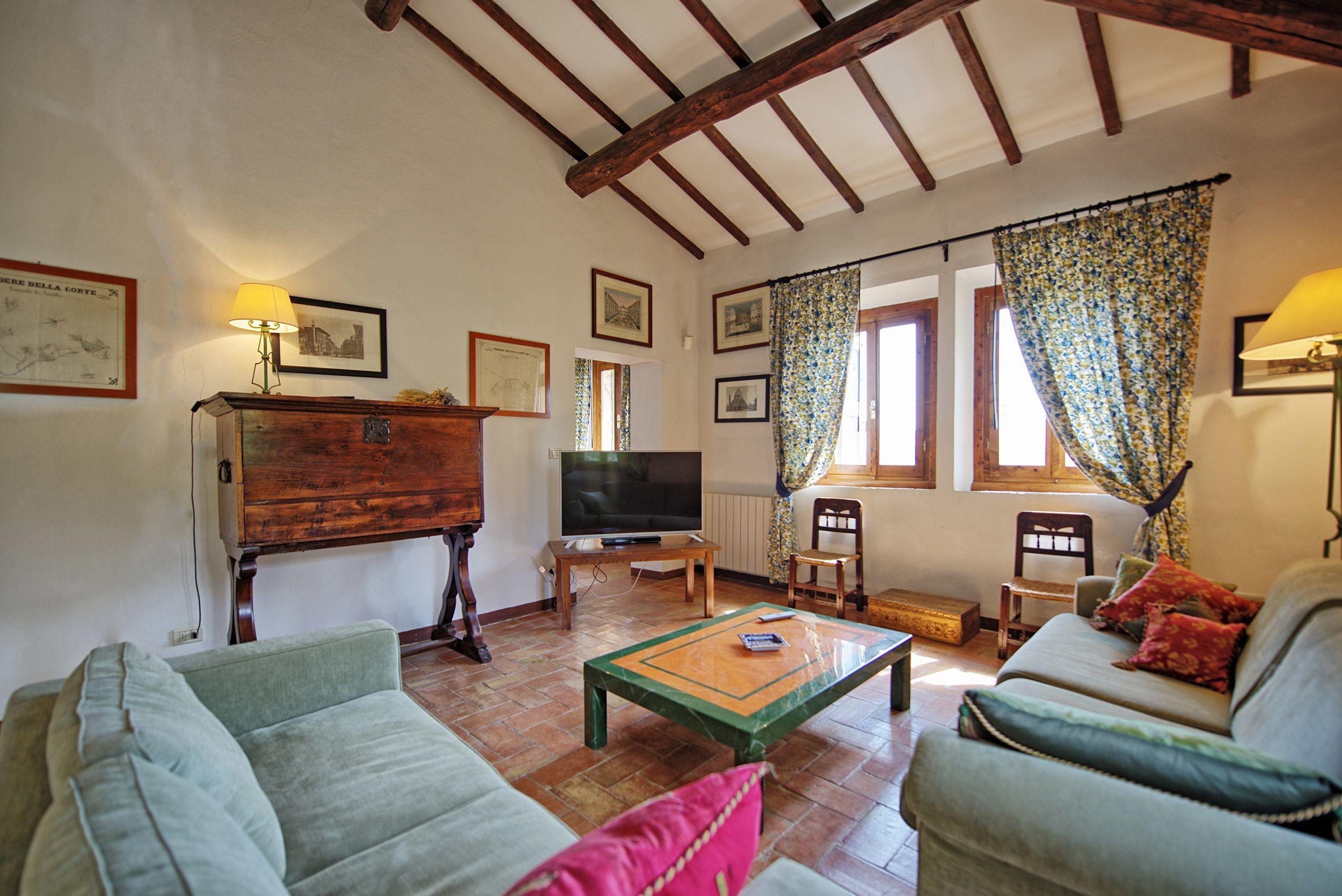 Villa Bibbiano :