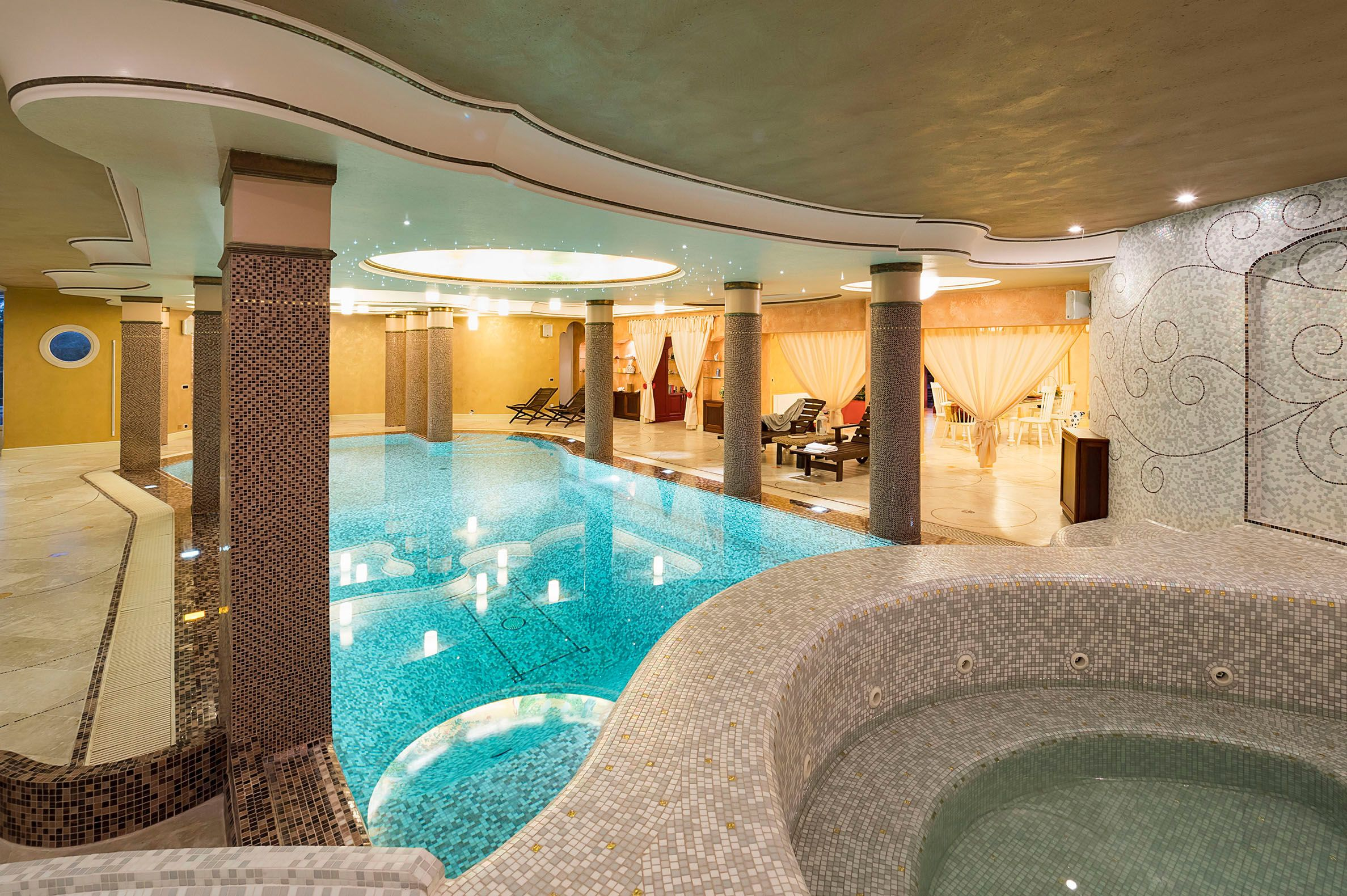 Villa Drago Spa :