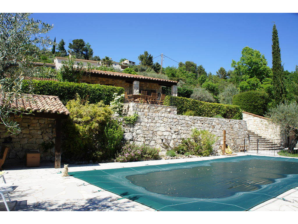 Location maison vacances provence et sud france vacances - Residence vacances var avec piscine ...