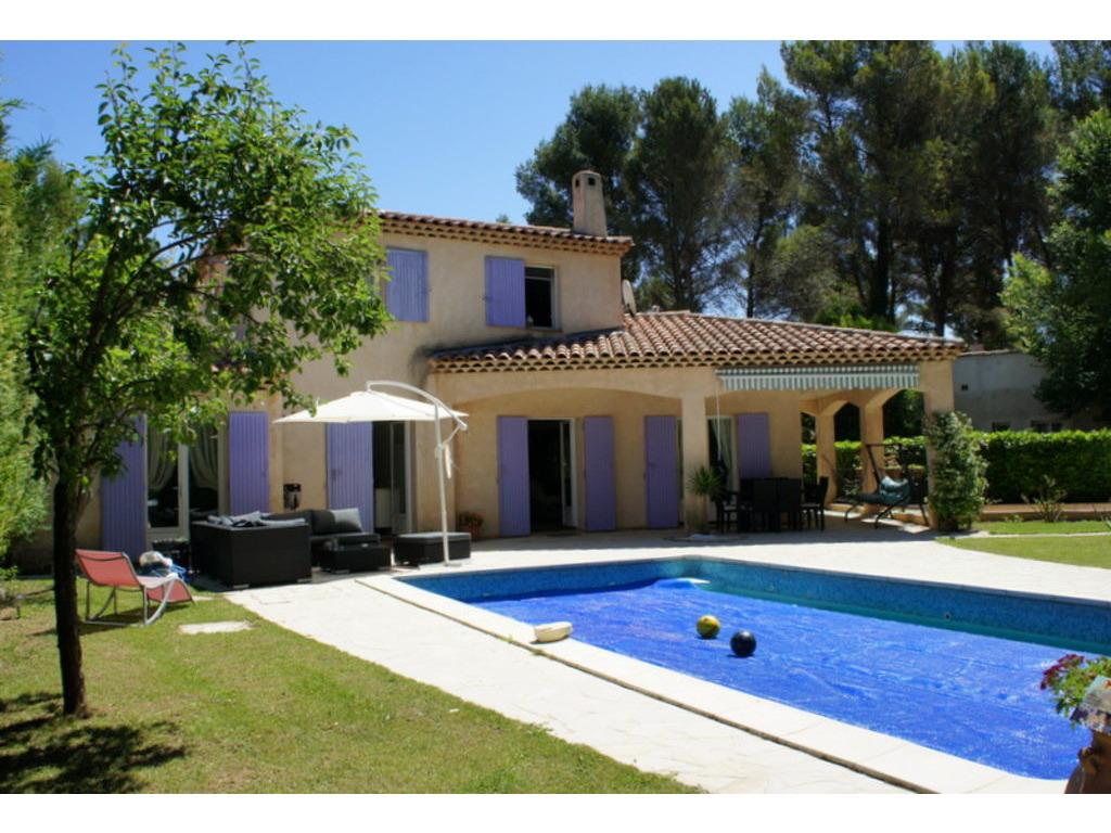 location villa piscine aix en provence - location maison ind pendante 8 personnes aix en provence