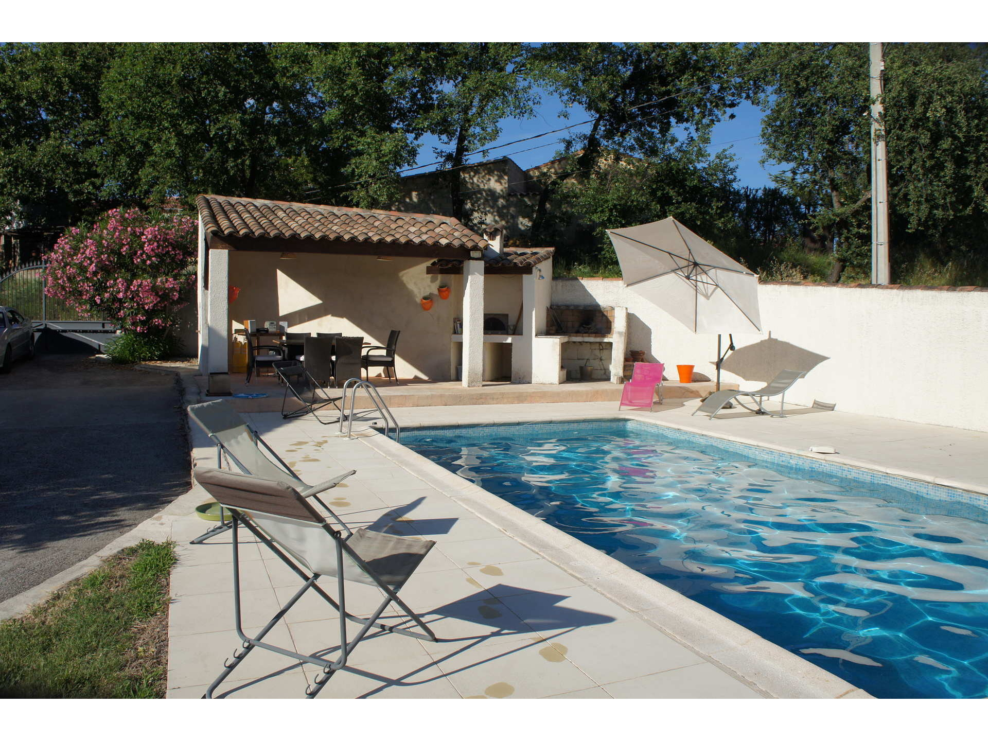 maison moussac - Location Maison Vacances Piscine Prive