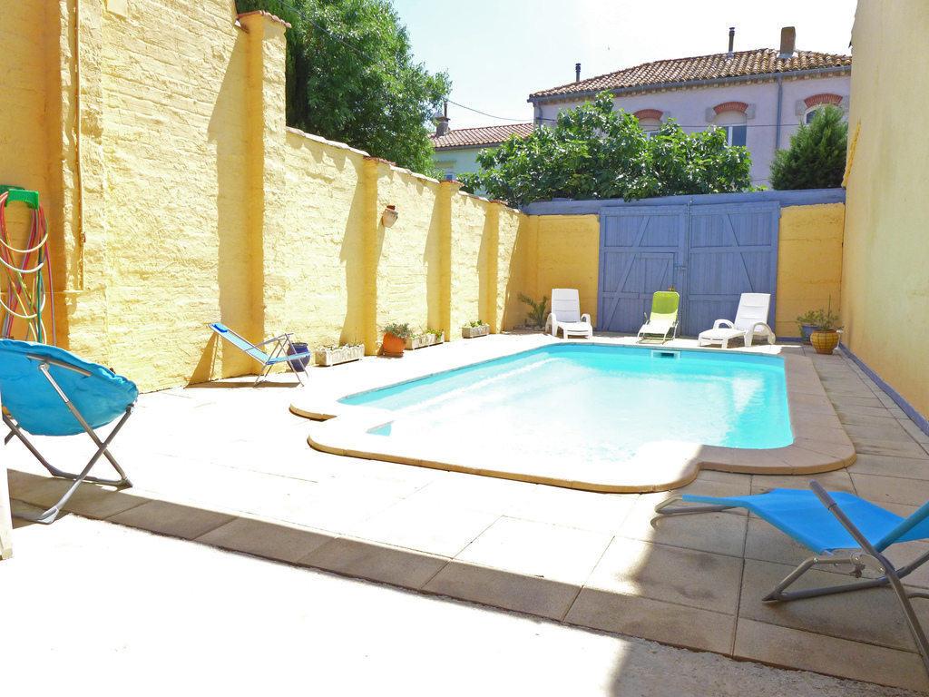 Location maison ind pendante 8 personnes sainte vali re for Location pays cathare avec piscine