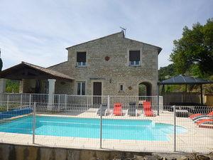 Maison SAINT-AMBROIX Provence Romaine