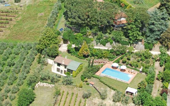 location maison vacances Toscane